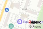 Схема проезда до компании С.П.А.С в Йошкар-Оле
