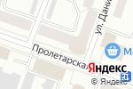 Схема проезда до компании Для вашего здоровья в Йошкар-Оле