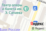 Схема проезда до компании Арт-кафе в Йошкар-Оле