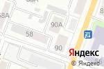 Схема проезда до компании Йошкин кот в Йошкар-Оле