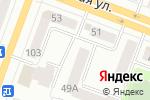 Схема проезда до компании Зум в Йошкар-Оле