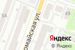 Схема проезда до компании Все для ПК в Йошкар-Оле