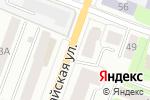 Схема проезда до компании Стол и стул в Йошкар-Оле