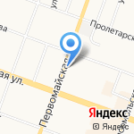 Виталий Классик на карте Йошкар-Олы