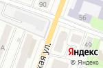 Схема проезда до компании Сладкий мир в Йошкар-Оле