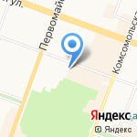 Прокуратура Республики Марий Эл на карте Йошкар-Олы