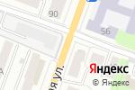 Схема проезда до компании Мясной дворик в Йошкар-Оле