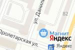 Схема проезда до компании Сеть магазинов в Йошкар-Оле