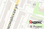 Схема проезда до компании Клеопатра в Йошкар-Оле