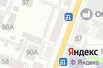 Схема проезда до компании Шахерезада в Йошкар-Оле