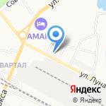 КостИнСтрой на карте Йошкар-Олы