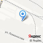Пром-Инком на карте Йошкар-Олы