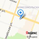 Адвокатский кабинет Ильина Н.А. на карте Йошкар-Олы