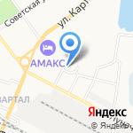 ДЕТЕКТОР на карте Йошкар-Олы