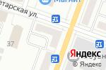 Схема проезда до компании Аргус в Йошкар-Оле