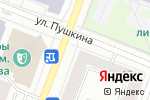 Схема проезда до компании Все для вас в Йошкар-Оле