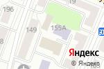 Схема проезда до компании Поволжский государственный технологический университет в Йошкар-Оле