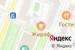 Схема проезда до компании Подкогольная в Йошкар-Оле