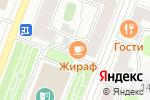 Схема проезда до компании ПивновЪ в Йошкар-Оле