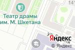 Схема проезда до компании Оценочный центр в Йошкар-Оле