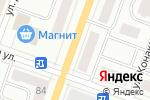 Схема проезда до компании ЖЭУК-4 в Йошкар-Оле
