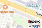 Схема проезда до компании Magic Line в Йошкар-Оле