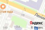 Схема проезда до компании Бережная аптека в Йошкар-Оле