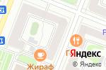 Схема проезда до компании MAYKOR в Йошкар-Оле