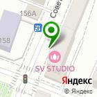 Местоположение компании Маригражданстрой