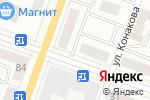 Схема проезда до компании Столичный в Йошкар-Оле
