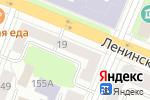 Схема проезда до компании Avangard D в Йошкар-Оле