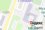 Схема проезда до компании Лицей №11 им. Т.И. Александровой г. Йошкар-Олы в Йошкар-Оле