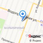 Андрей Мокеев на карте Йошкар-Олы