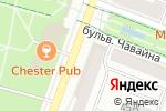 Схема проезда до компании Банк Русский стандарт в Йошкар-Оле