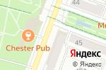 Схема проезда до компании МегаФон в Йошкар-Оле