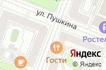 Схема проезда до компании Манифик в Йошкар-Оле