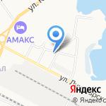 Pit Stop на карте Йошкар-Олы