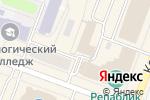 Схема проезда до компании Триест в Йошкар-Оле
