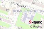 Схема проезда до компании Ягодка в Йошкар-Оле