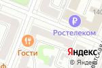 Схема проезда до компании Одевалочка в Йошкар-Оле