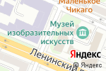 Схема проезда до компании Национальный музей Республики Марий Эл им. Т. Евсеева в Йошкар-Оле