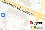 Схема проезда до компании Термосфера в Йошкар-Оле