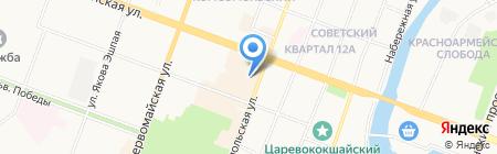 Российский трикотаж на карте Йошкар-Олы