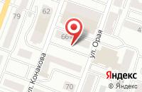 Схема проезда до компании Республиканский исследовательско-консалтинговый центр в Йошкар-Оле