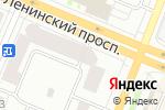 Схема проезда до компании Окна Престиж в Йошкар-Оле