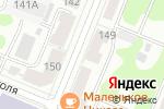 Схема проезда до компании Ювелирная мастерская в Йошкар-Оле