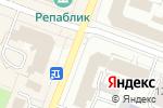 Схема проезда до компании Охрана, ФГУП в Йошкар-Оле
