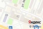 Схема проезда до компании Светлячок в Йошкар-Оле