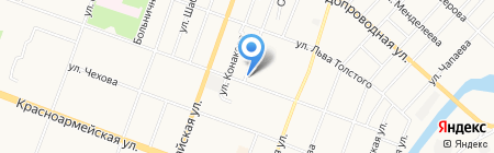 Марийскавтодор на карте Йошкар-Олы