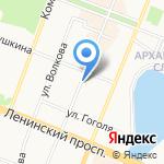 КБ Ренессанс кредит на карте Йошкар-Олы